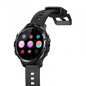 "Smartwatch Zeblaze Thor 6 Negru, 4G, IPS 1.6"", 4GB RAM, 64GB ROM, Android 10,Helio P22 OctaCore, Face ID, GPS, Dual camera, 830mAh4"
