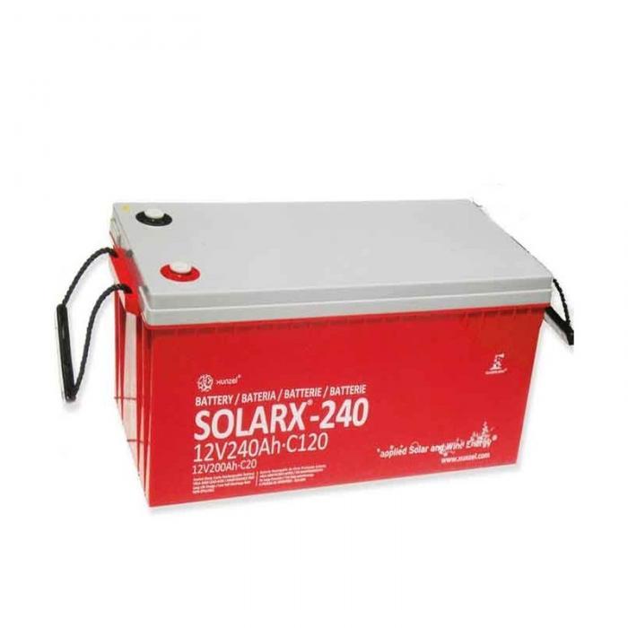Acumulator solar Xunzel VRLA AGM 12V 240 Ah-big