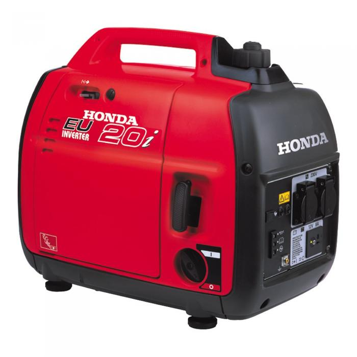 Generator digital HONDA monofazat 2.1kw 2.8CP EU20iT1 tip GG3-big