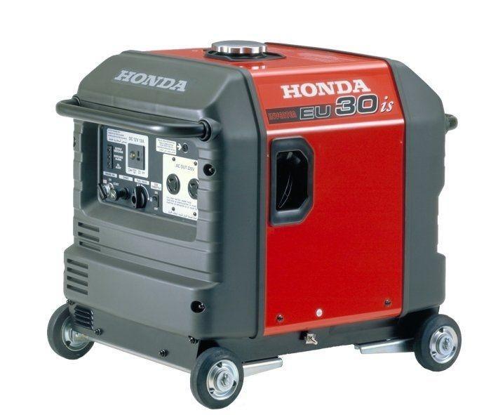 Generator digital HONDA monofazat 3kw EU30iS tip G-big