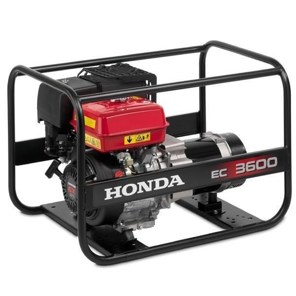 Generator digital HONDA monofazat 3.6kw EG3600 tip GV-big