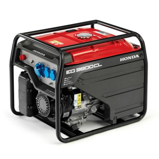 Generator digital HONDA monofazat 3.6kw EG3600CL tip G-big