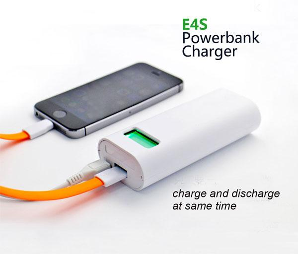 Incarcator & Power Bank Universal Powersave E4S 5200mAh-big
