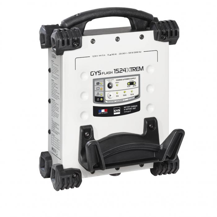 Incarcator si redresor automat 12/24V GYSFLASH PRO 15.24 XTREM IP65 025813-big