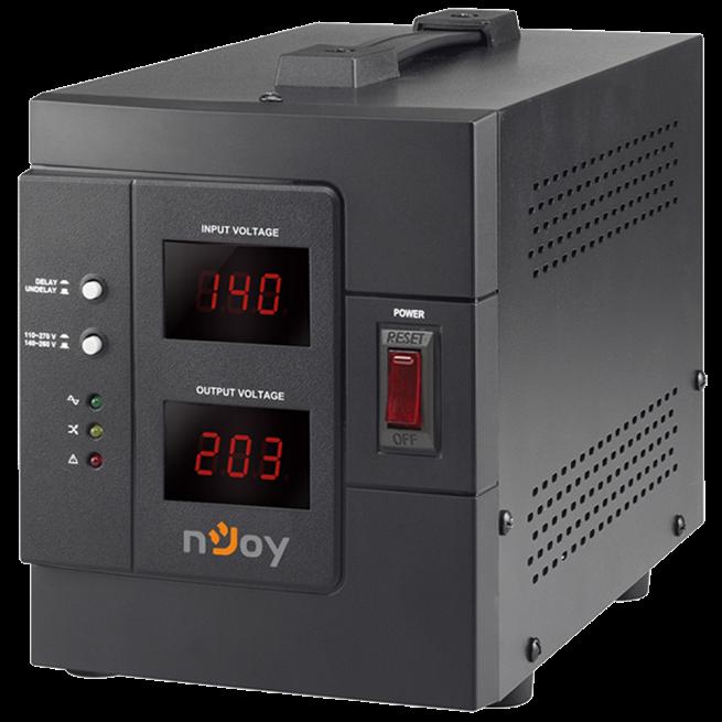 Stabilizator de tensiune nJoy Akin 2000VA/1600W-big