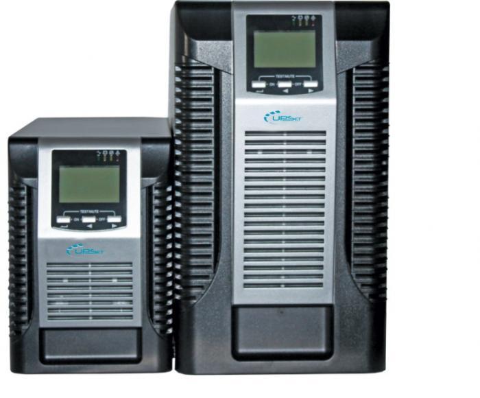 UPS Powersave Online dubla conversie 1kVA PA-1000 Poweractive-big