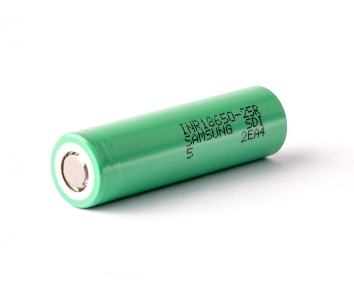 Acumulator 18650 Li-Ion 2500 mah Samsung INR 18650 25R high drain 20A-big