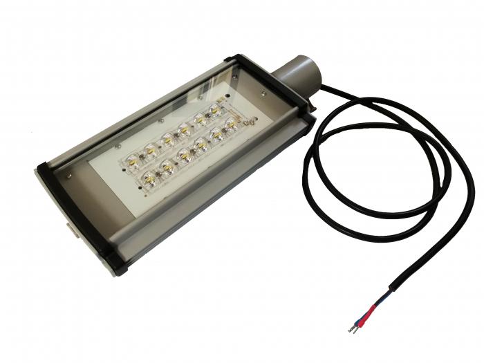 Lampa iluminat stradal 12Vcccu 12 LED-uri Osram 30W-big
