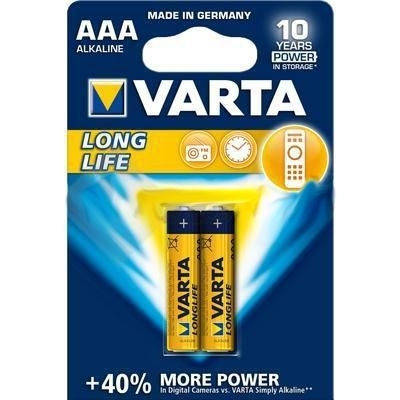 Baterii alcaline Varta LONGLIFE AAA blister 2 buc-big