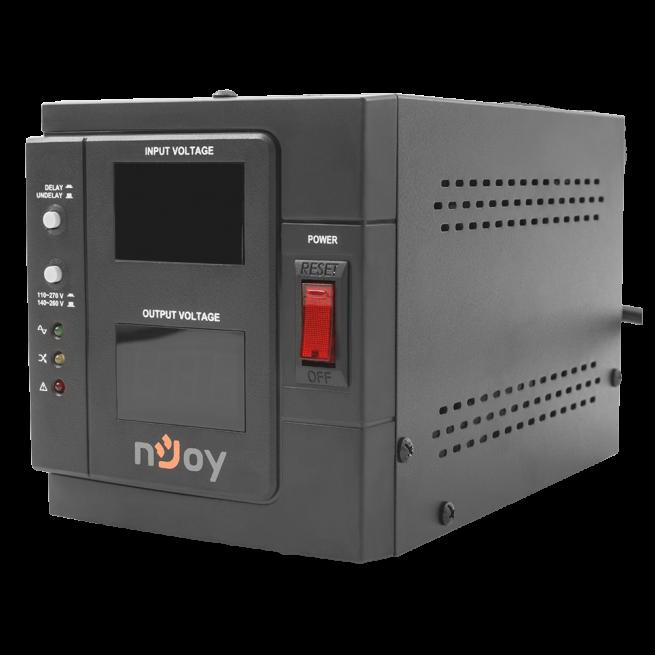 Stabilizator de tensiune nJoy Akin 1000VA/800W-big
