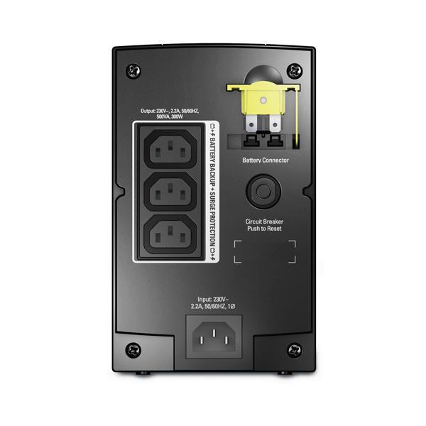 UPS APC Back-UPS 500VA, IEC, Line Interactive, BX500CI-big