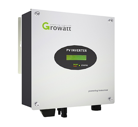 Invertor solar on-grid Growatt 3000-S 3000W-big