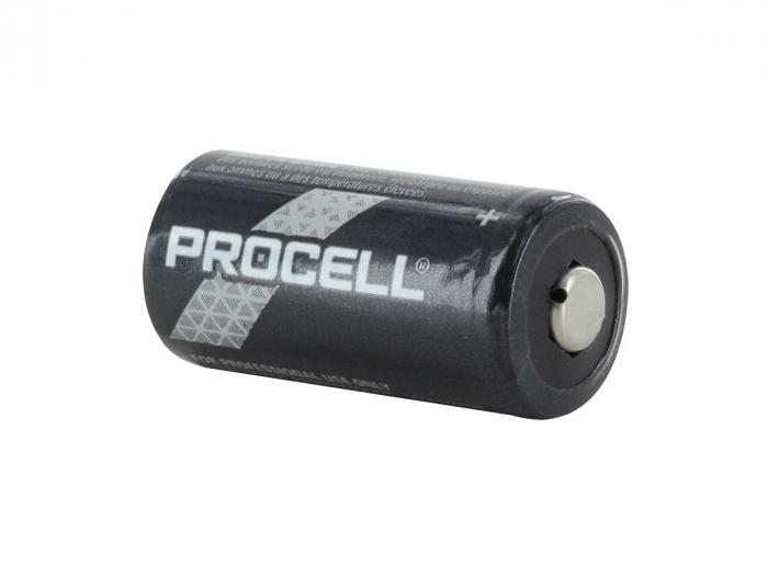 Baterie Litiu Duracell Procell CR123 pachet 10 bucati-big