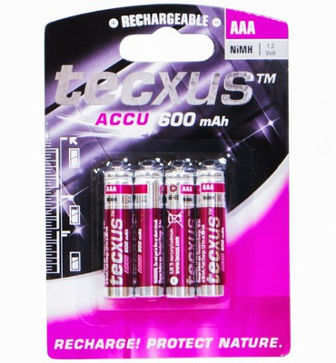 Acumulator AAA 600mAh LR3-big