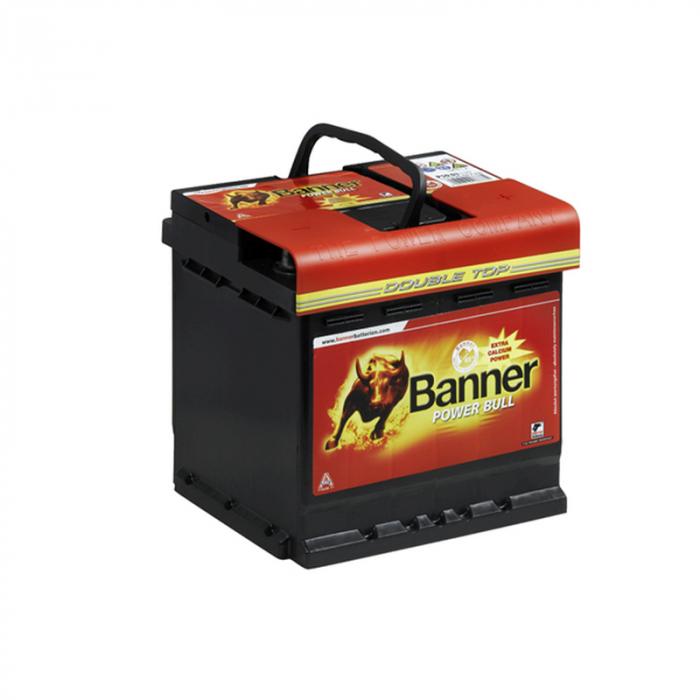 Acumulator Auto Banner Power Bull 50 ah cod P5003-big