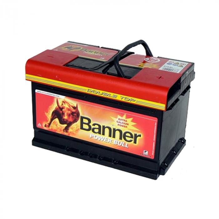 Acumulator Auto Banner Power Bull PRO 100 Ah P10040-big