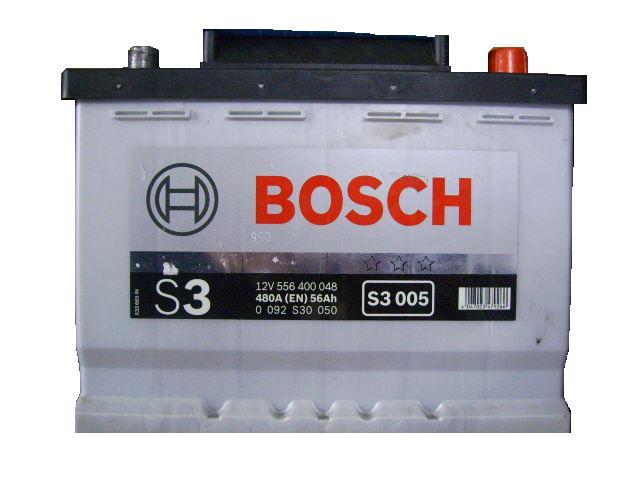 Acumulator Auto Bosch S3 56 Ah borne inverse 0092S30060-big