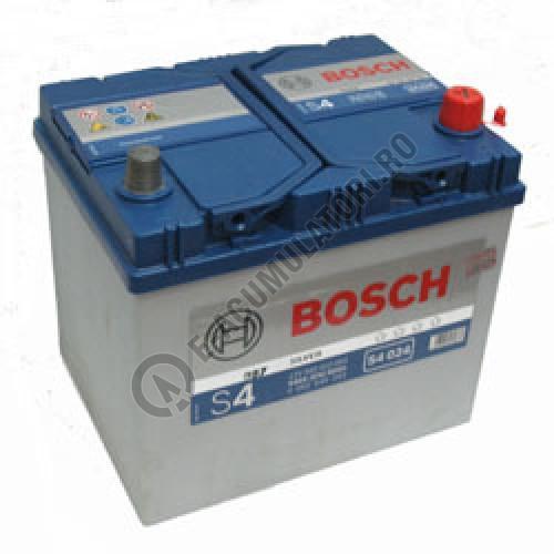 Acumulator Auto Bosch S4 60 Ah Asia 0092S40240-big