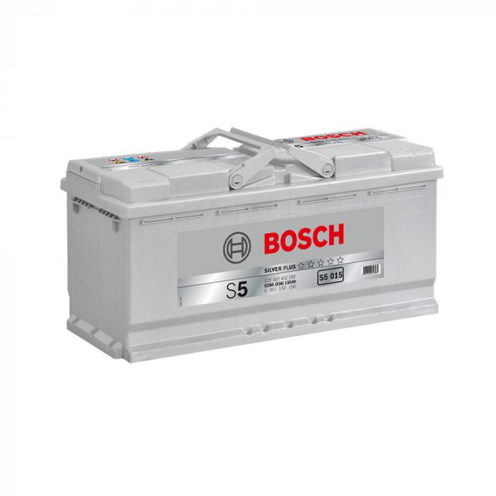 Acumulator AUTO BOSCH S5 110 Ah  0092S50150-big