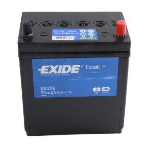 Acumulator Auto Exide Excell Asia 35 Ah cod EB356-big