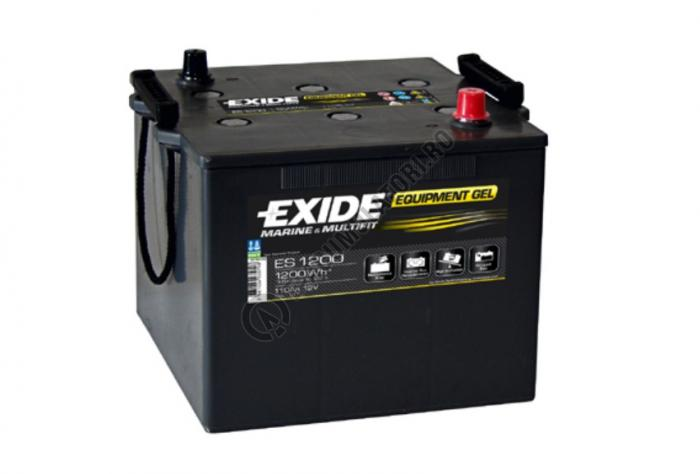 Acumulator Auto Exide GEL 110 Ah cod ES1200-big