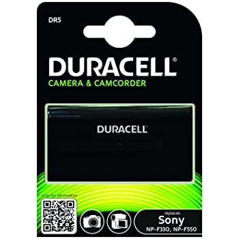 Acumulator Duracell DR5 pentru camere video-big