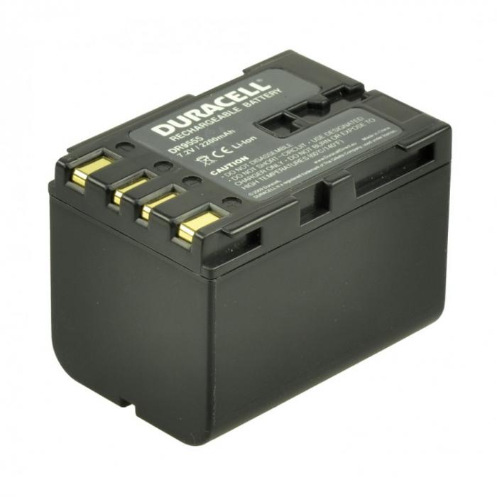 Acumulator Duracell DR9555 pentru camere video-big