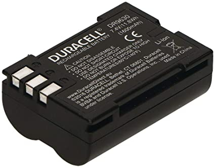 Acumulator Duracell DR9630 pentru camere digitale-big