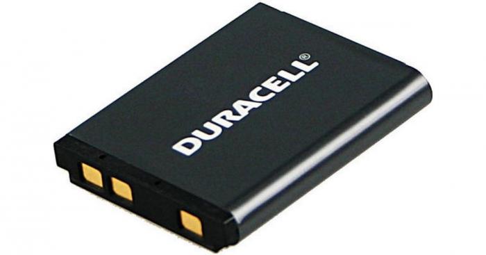 Acumulator Duracell DR9664 pentru camere digitale OLYMPUS LI-40B 3.7v 630mAh-big
