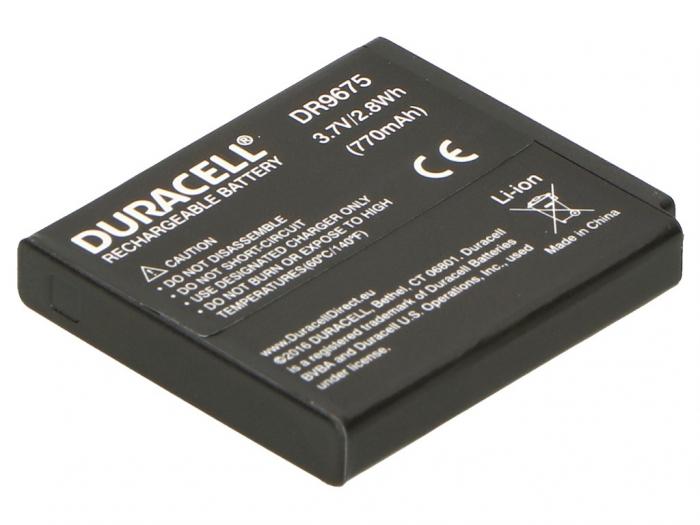 Acumulator Duracell DR9675 pentru camere digitale-big