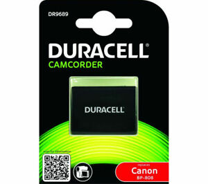 Acumulator Duracell DR9689 pentru camere video-big