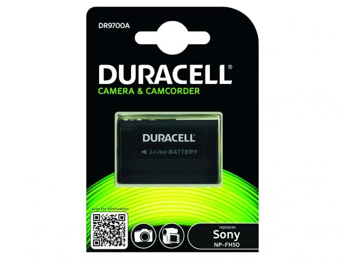 Acumulator Duracell DR9700A pentru camere video-big