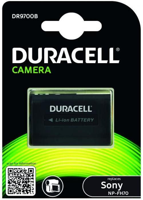 Acumulator Duracell DR9700B pentru camere video-big