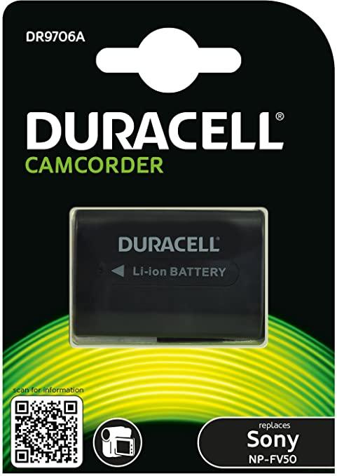 Acumulator Duracell DR9706A pentru camere video-big