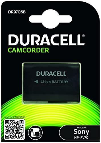 Acumulator Duracell DR9706B pentru camere video-big