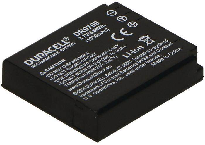 Acumulator Duracell DR9709 pentru camere digitale-big