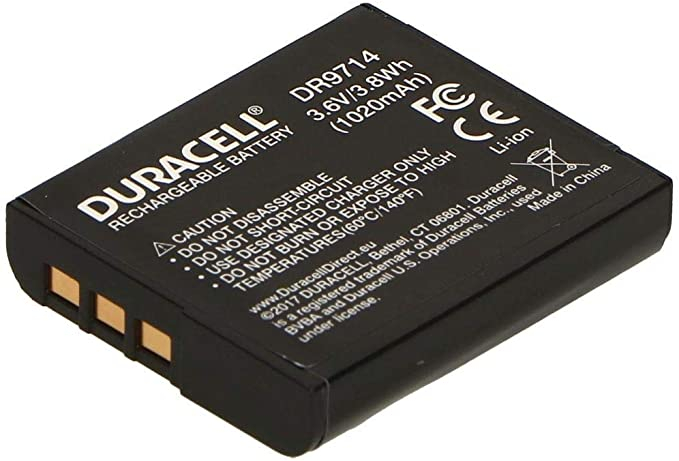 Acumulator Duracell DR9714 pentru camere digitale Sony NP-BG1 3.6v 960 mAh-big