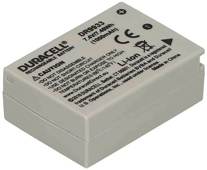 Acumulator Duracell DR9933 pentru camere digitale-big