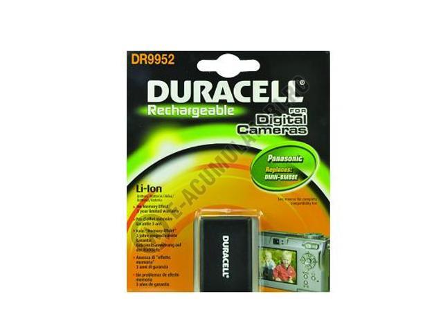 Acumulator Duracell DR9952 pentru camere digitale-big