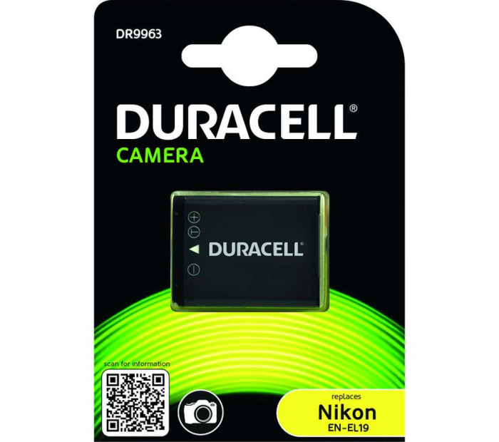 Acumulator Duracell DR9963 pentru camere digitale-big