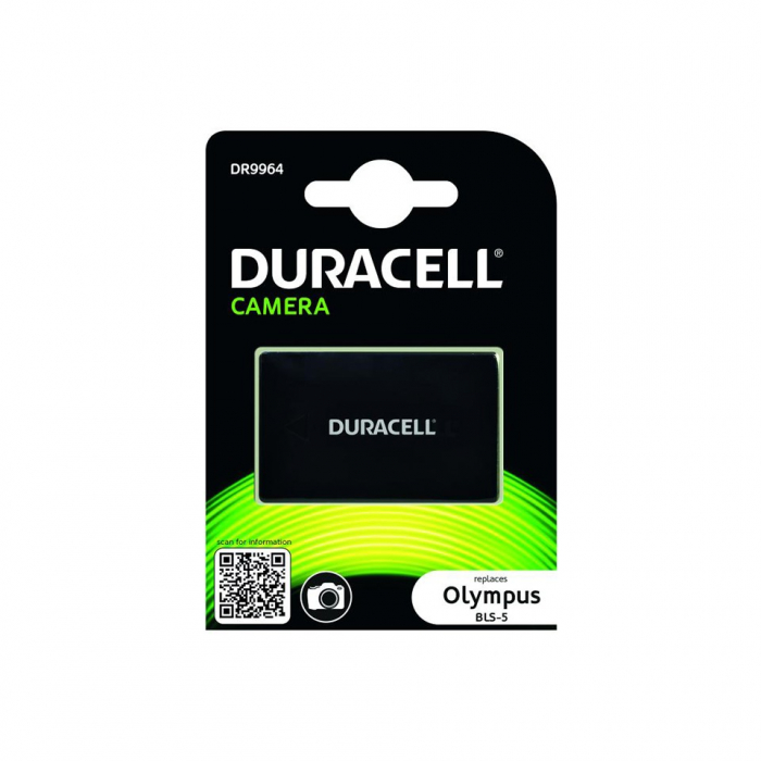 Acumulator Duracell DR9964 pentru camere digitale-big