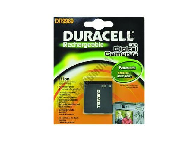 Acumulator Duracell DR9969 pentru camere digitale-big