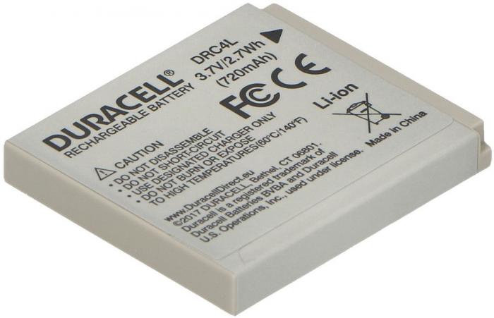 Acumulator Duracell DRC4L pentru camere digitale-big