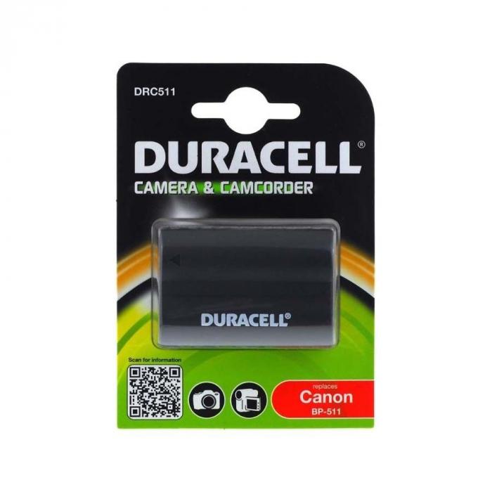 Acumulator Duracell DRC511 pentru camere digitale-big