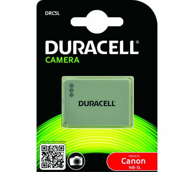 Acumulator Duracell DRC5L pentru camere digitale-big