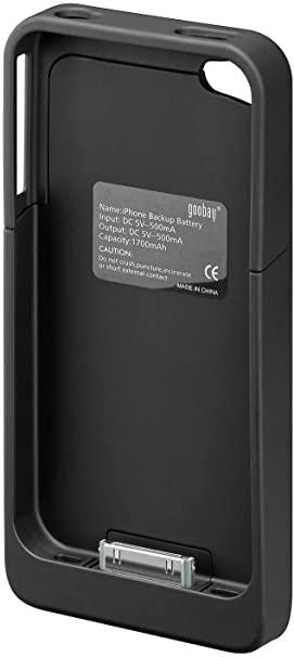Acumulator extern  Goobay 1700 mAh pentru iPhone 4 si iPhone 4 cod 43059-big