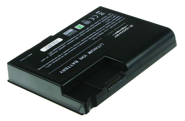 Acumulator LAPTOP 2-POWER compatibil pentru Acer Aspire 1200 Series, 1400 Series, 8 celule Li-Ion 14.4v 4400mAh-big