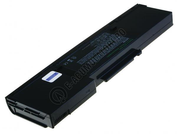 Acumulator LAPTOP 2-POWER compatibil pentru Acer Aspire 1360 Series, Aspire 1520 Series, 8 celule Li-Ion 14.4v 4400mAh-big