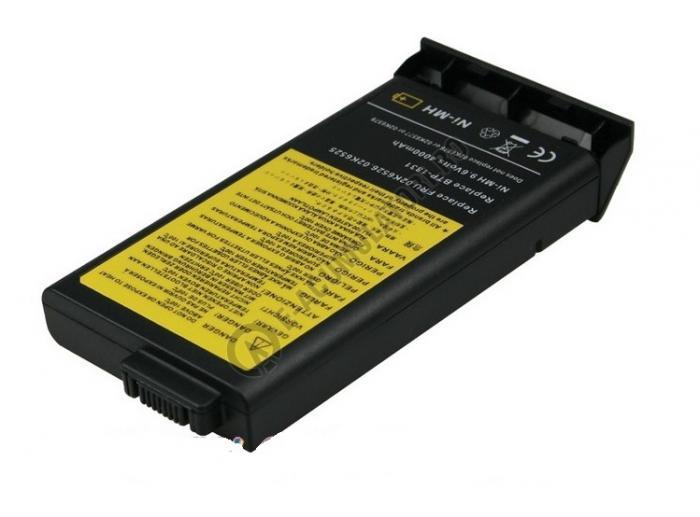 Acumulator LAPTOP 2-POWER compatibil pentruAcer Extensa 500 Series, 6 celule Li-Ion 9.6v 4000mAh-big