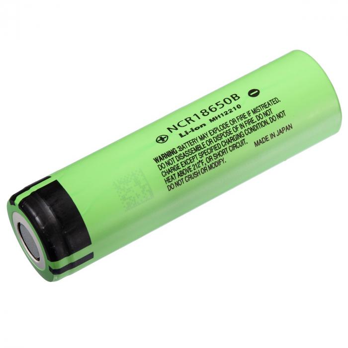 Acumulator NCR-18650B Li-Ion 3350 mAh Panasonic-big